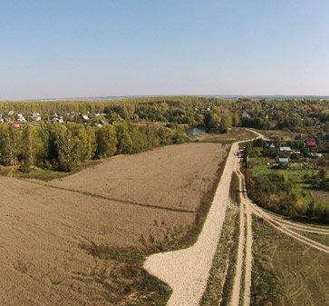 Оптовая продажа земельных участков